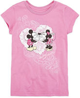 Disney Collection Mouse Graphic Tee - Girls 2-10