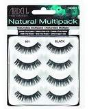 Ardell Natural Multipack Lashes - Black (Pack of 2) by