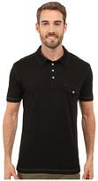 Agave Denim Navaro Supima® Short Sleeve Polo