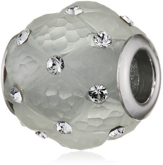 Belli Baci Charm in 925 Silver Swarovski Crystal with Other 314144
