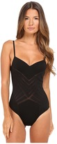 La Perla Dunes Underwire One-Piece Women's Swimwear