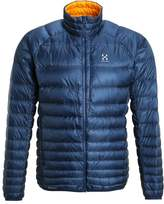 Haglöfs Essens Iii Down Jacket Hurricaneblue/saffron