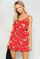 Nasty Gal nastygal Sunshine of Your Love Floral Romper