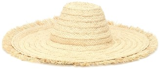Bonpoint Saudade raffia hat