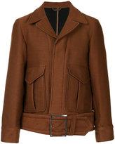 Miharayasuhiro belted jacket