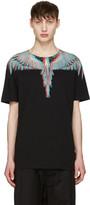Marcelo Burlon County of Milan Black Salvador T-Shirt