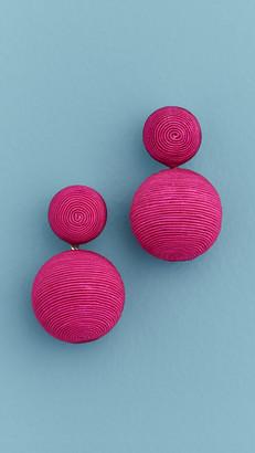 Rebecca De Ravenel Classic 2 Drop Earrings