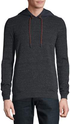 Strellson Long-Sleeve Cotton Hoodie
