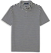 Ralph Lauren Boys' Yarn Dyed Striped Jersey Polo Shirt - Sizes S-XL