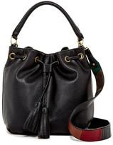 Carlos by Carlos Santana Libra Faux Leather Bucket Bag