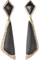 Alexis Bittar Encrusted Pave Clip Earring