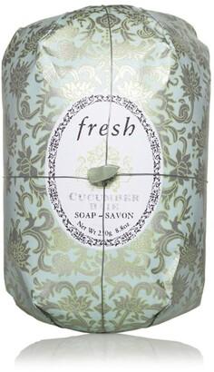 Fresh Cucumber Baie Oval Soap