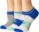 Nike NSW 3-Pair Pack No Show Socks Women's No Show Socks Shoes