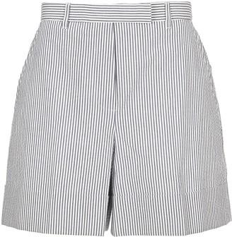 Thom Browne Striped Wide-Leg Shorts