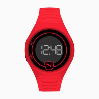 Puma Forever Faster Red Digital Watch