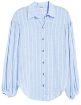 Free People Women's Headed To The Highlands Blouse