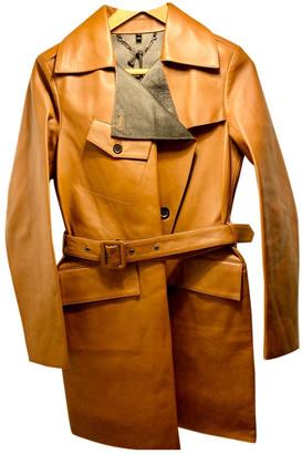 Belstaff Brown Leather Coats
