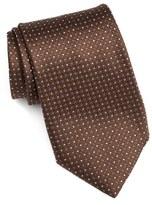 Canali Men's Dot Silk Tie