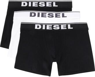 Diesel Logo Waist Boxer Pack