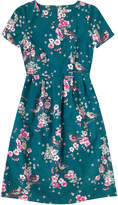 Cath Kidston Scattered Meadowfield Birds Short Sleeved Dress