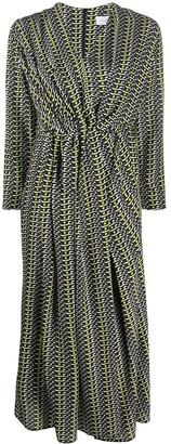 Christian Wijnants Wrap Detail Dress