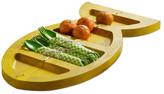 Design Ideas Yellow Pescador Tray