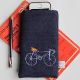 Poppy Treffry Bicycle Vintage Racer Phone Case