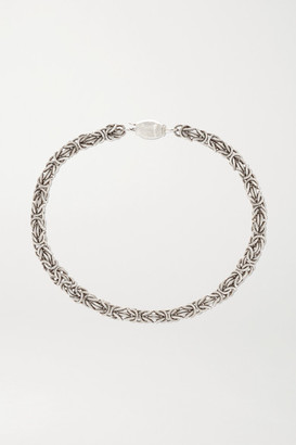 Buccellati Reale 18-karat White Gold Bracelet - M