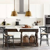 Williams-Sonoma Williams Sonoma Winfield Double Kitchen Island