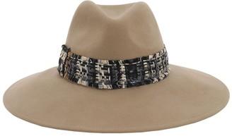 Eugenia Kim Emmanuelle Wool Felt Fedora Hat