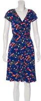 Issa Silk A-Line Dress