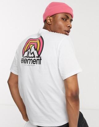 Element Sonata t-shirt in white