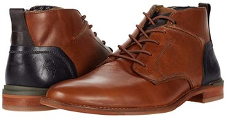 Bullboxer Zyon (Cognac) Men's Shoes
