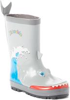Kidorable Gray Shark Boots