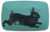 Bunny Rectangle Plate