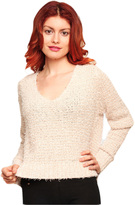 Miss Me Cream Knit Sweater