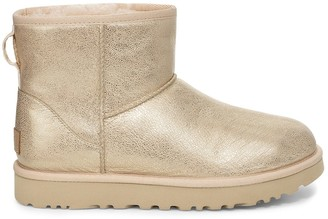 UGG Classic Mini II Iridescent Boot