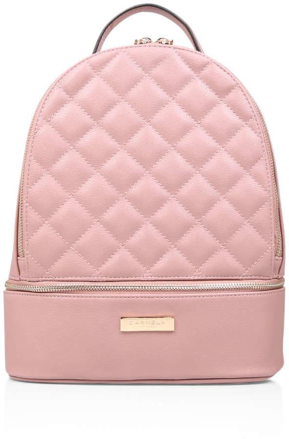 Carvela Rossella Quilt Backpack