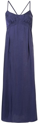 Muller of Yoshio Kubo Majorelle cami dress