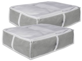 Design Imports Soft Storage Set of 2