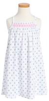 Tucker + Tate Girl's Smocked Halter Dress