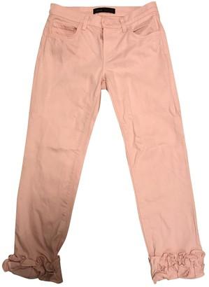 J Brand X Simone Rocha Pink Denim - Jeans Jeans for Women