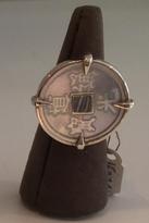 Laurent Léger Antique Coin Ring