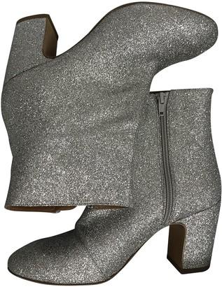 N. Bimba Y Lola \N Silver Glitter Ankle boots
