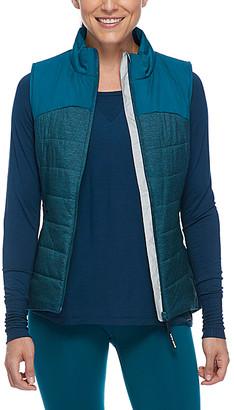 Body Glove Women's Outerwear Vests OCEANIC - Oceanic Gita Solid Heather Vest - Women