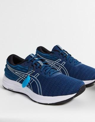 Asics Running gel excite sneakers in blue