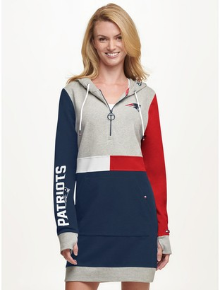 Tommy Hilfiger New England Patriots Hoodie Dress