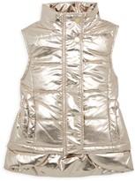 Imoga Little Girl's & Girl's Quilted Vest