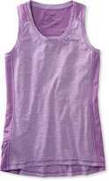 L.L. Bean Circuit Running Tank, Stripe
