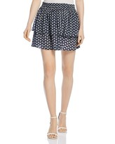 Scotch & Soda Double Layer Mini Skirt